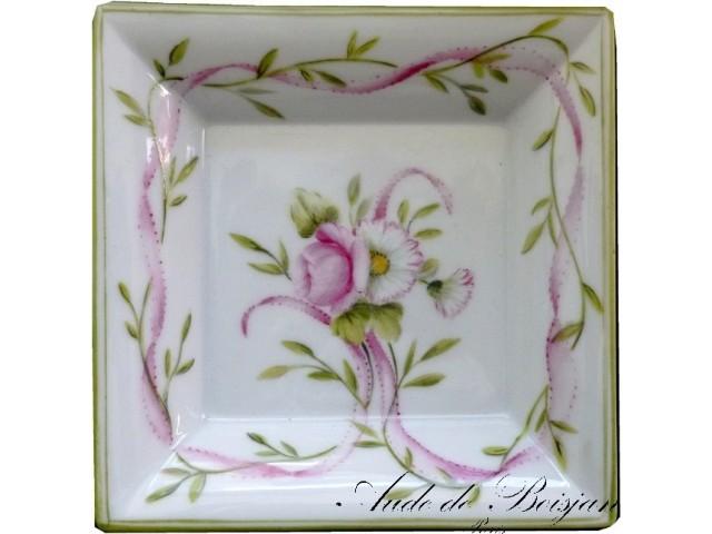 Vide poche bouquet de Roses et Maguerites
