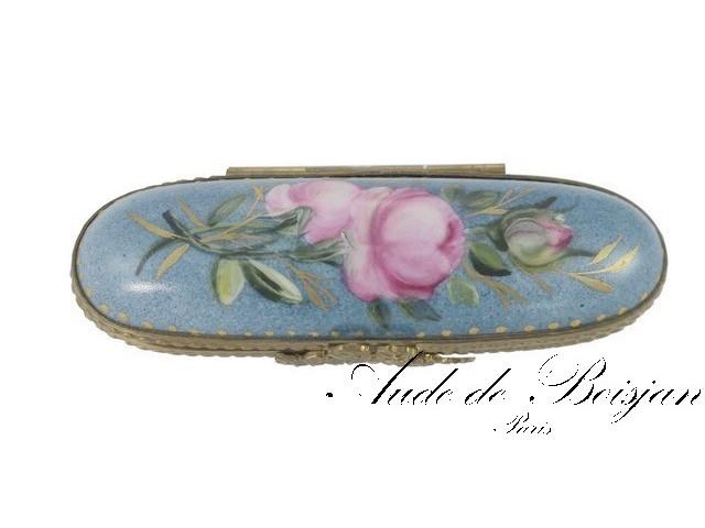 Petite boîte sertie Les Roses