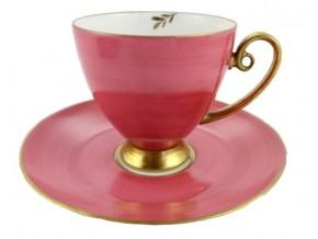 Tasses à café multicolore façon tissé