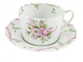 """""""Marie Rose"""" Tasses à café, thé, déjeuner, beurrier/confiturier"""