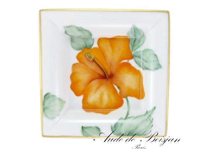 Vide poche carré fleur d' Eucalyptus