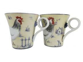 Mugs Coq et Poule