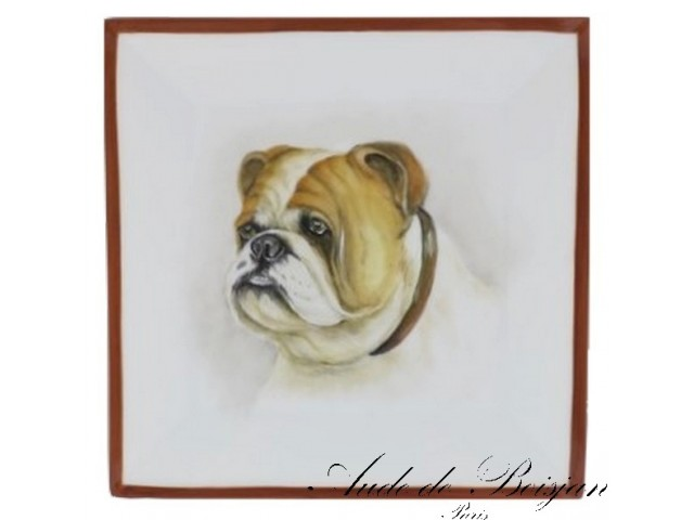 Vide poche Bulldog anglais