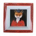 Vide-poche renard en casquette