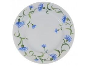 Assiette Barbeaux en porcelaine de Limoges