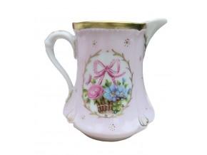 Crémier Alice en porcelaine de Limoges