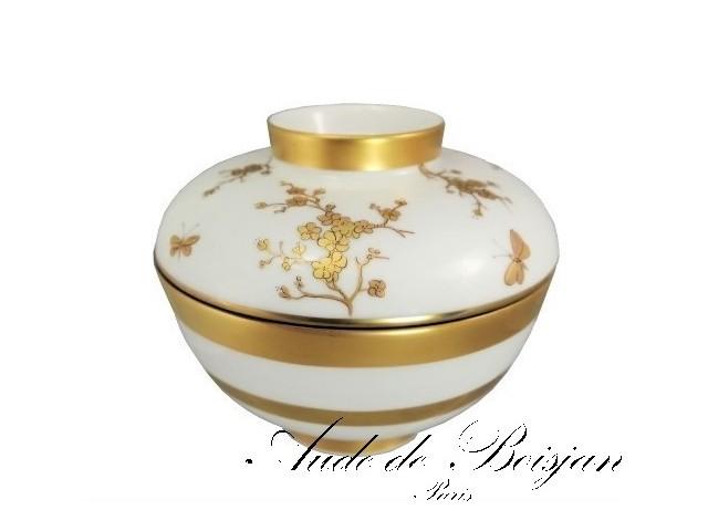 Boite '' Fleurs d'or ''