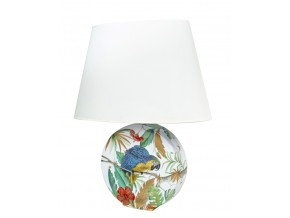 Lampe  ''Tropical Jungle Parrots''