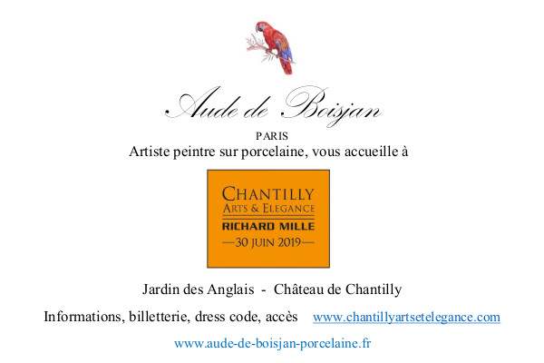 arts et elegances chantilly